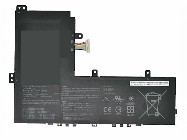 Batterie ordinateur portable C21N1807