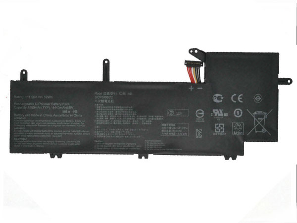 Batterie ordinateur portable C31N1704