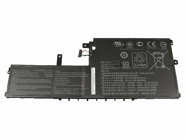 Batterie ordinateur portable C31N1721