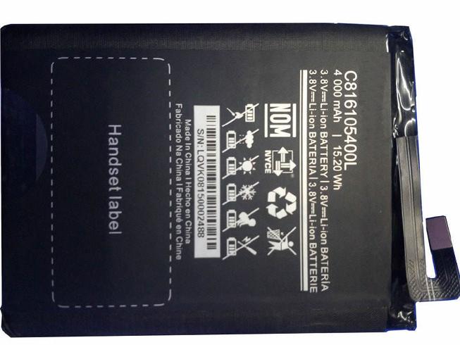 Batterie interne smartphone C816105400L