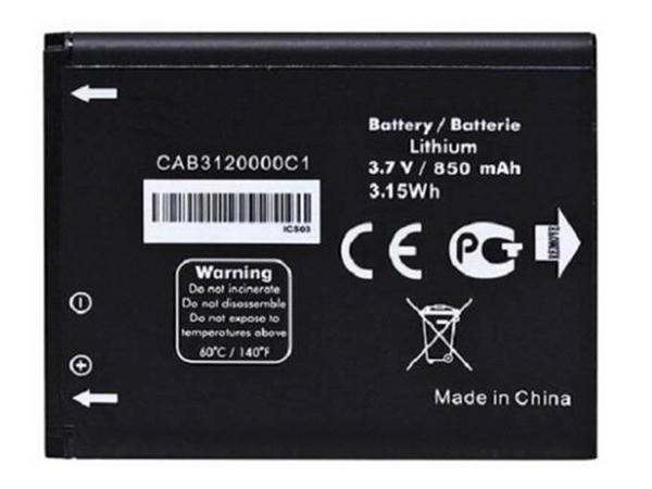 Batterie interne smartphone CAB3120000C1