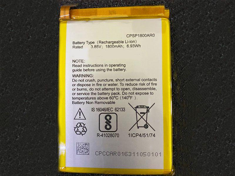 Batterie interne smartphone CPSP1800AR0