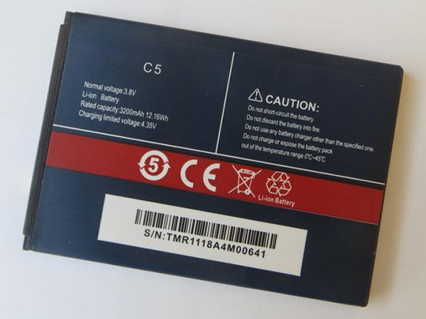 Batterie C5