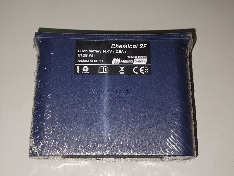 Batterie interne chemical-2f
