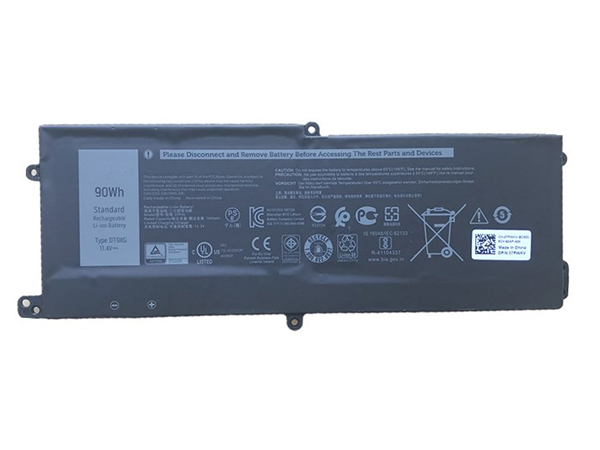 Batterie ordinateur portable DT9XG