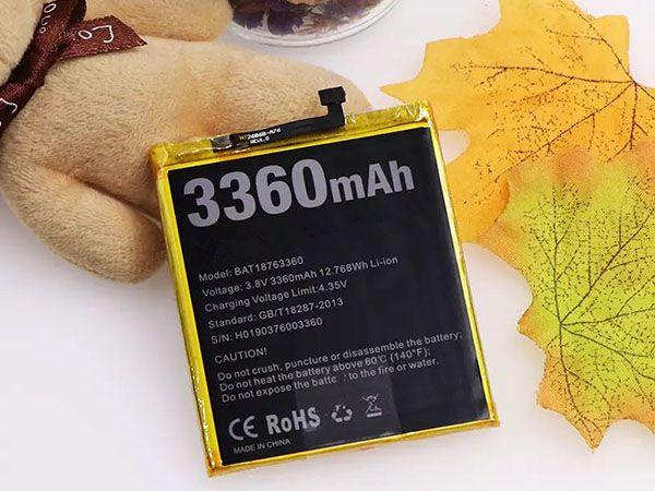Batterie interne smartphone BAT18763360