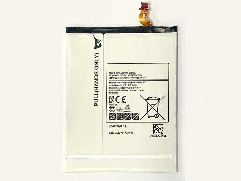 Batterie interne tablette EB-BT116ABA