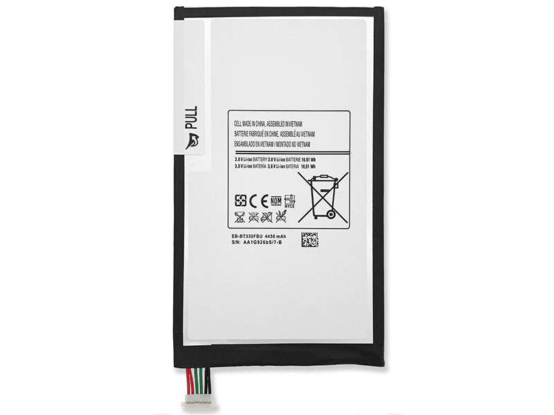 Batterie interne tablette EB-BT330FBU