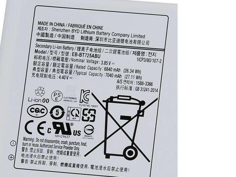 Samsung EB-BT725ABU