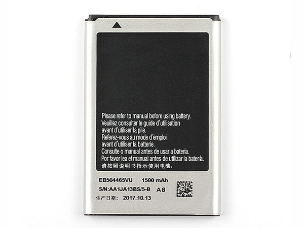 Batterie interne smartphone EB504465VU