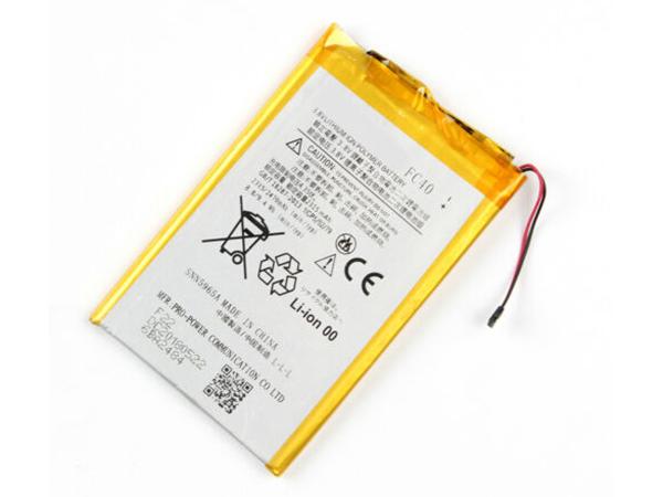 Batterie FC40