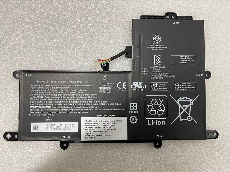 Batterie ordinateur portable FO02XL