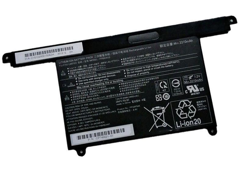 Batterie ordinateur portable FPB0343S
