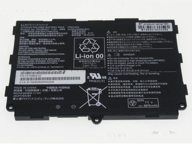 Batterie ordinateur portable FPB0345S