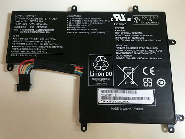 Batterie ordinateur portable FPCBP389