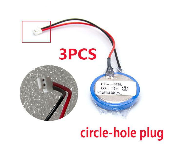 Batterie interne FX3U-32BL