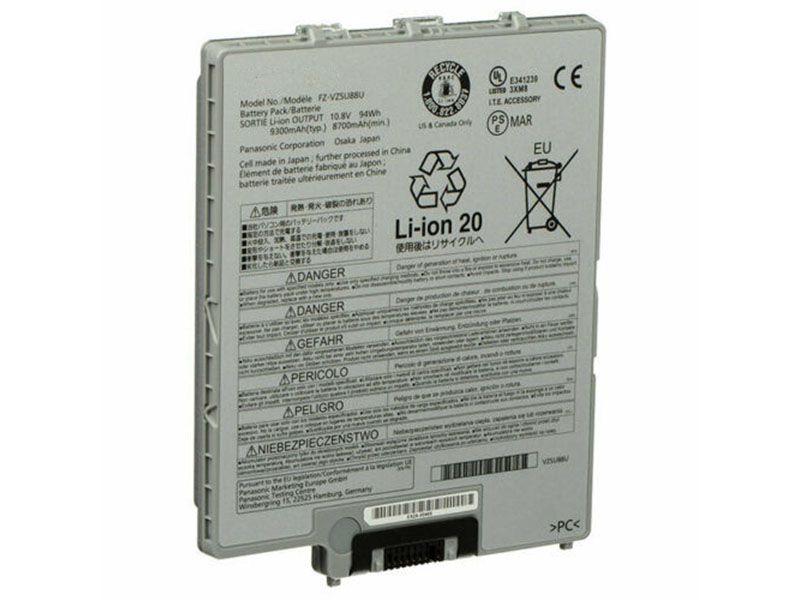 Batterie ordinateur portable FZ-VZSU88U