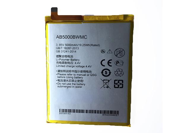 Batterie AB5000BWMC