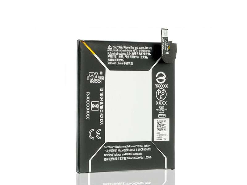 Batterie interne smartphone G020E-B