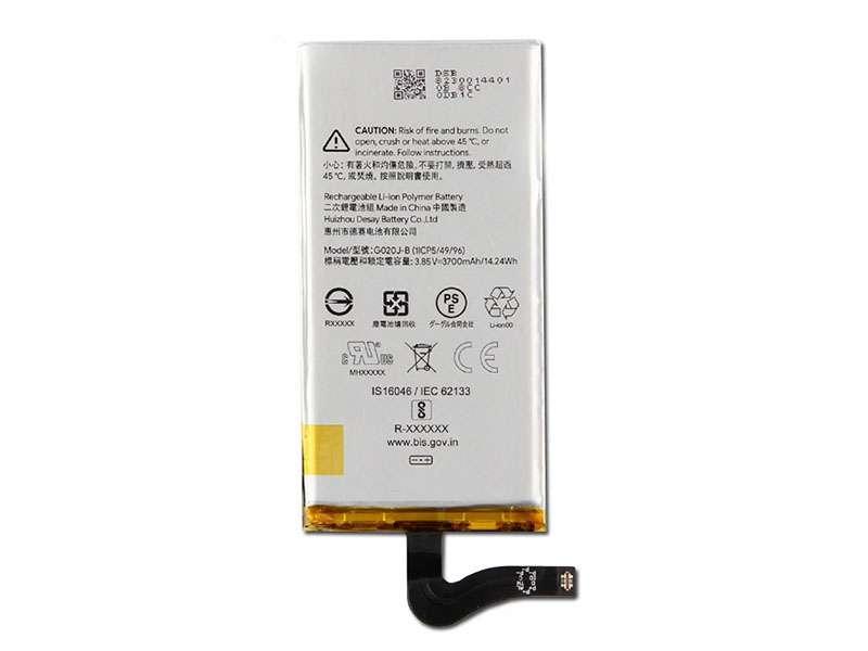 Batterie interne smartphone G020J-B
