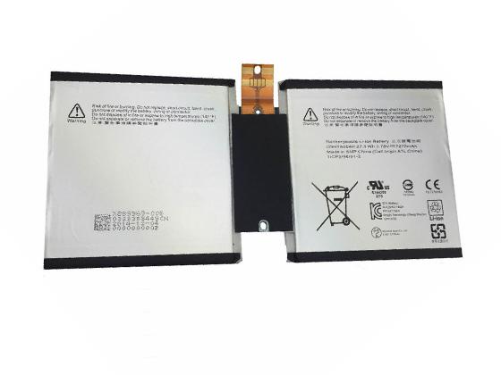 Batterie interne tablette G3HTA003H