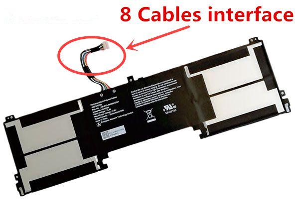 Batterie ordinateur portable GB-S40-494088-020H