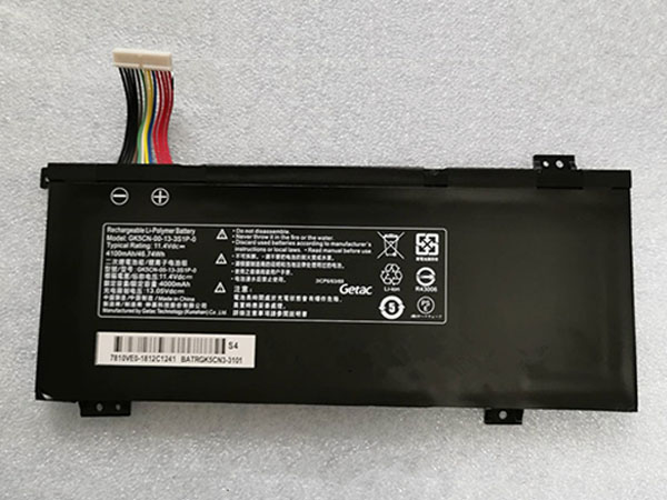 Batterie ordinateur portable GK5CN-00-13-3S1P-0