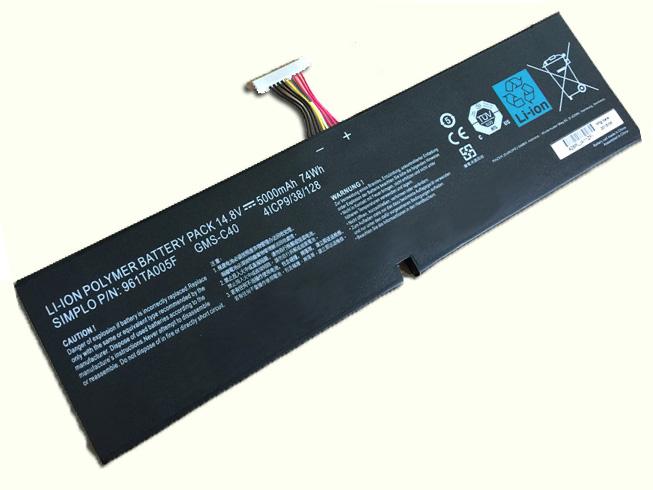 Batterie ordinateur portable GMS-C40