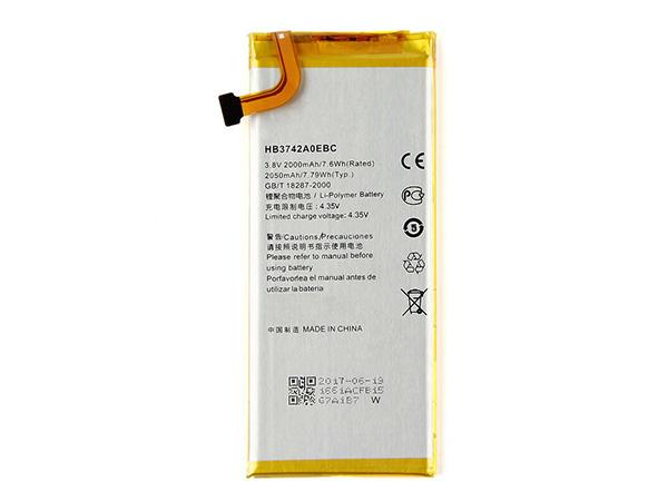 Batterie interne smartphone HB3742A0EBC