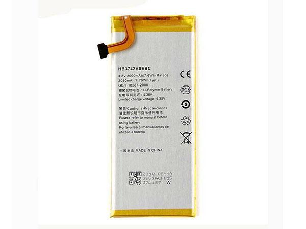 Batterie interne smartphone HB3742AOEBC