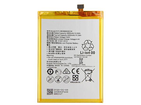 Batterie interne smartphone HB396693ECW