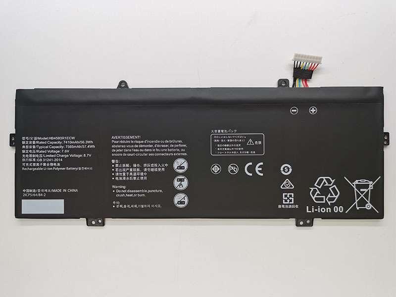 Batterie ordinateur portable HB4593R1ECW