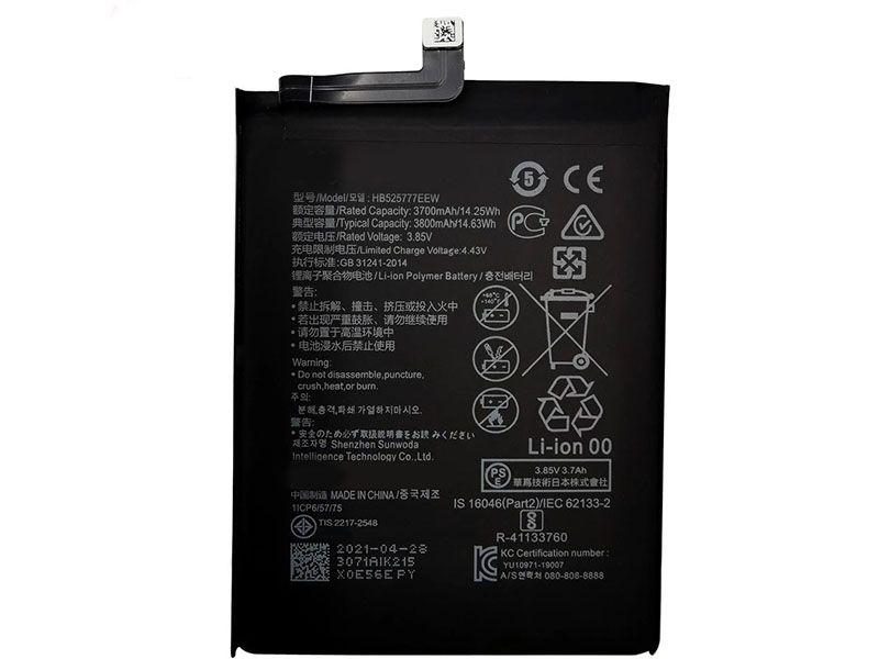 Batterie interne smartphone HB525777EEW