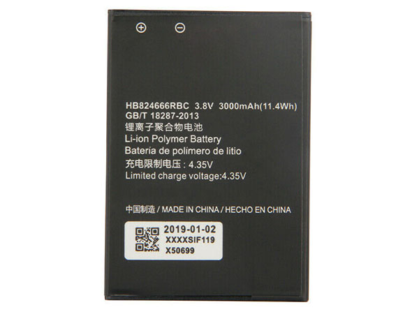 Batterie interne HB824666RBC