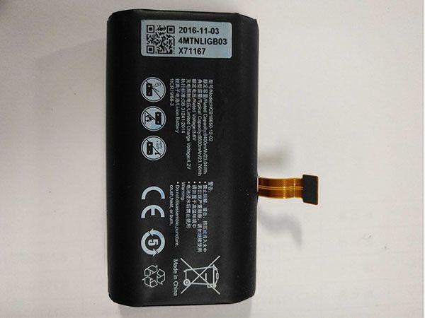 Batterie interne HCB18650-12-02