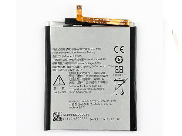 Batterie HE335