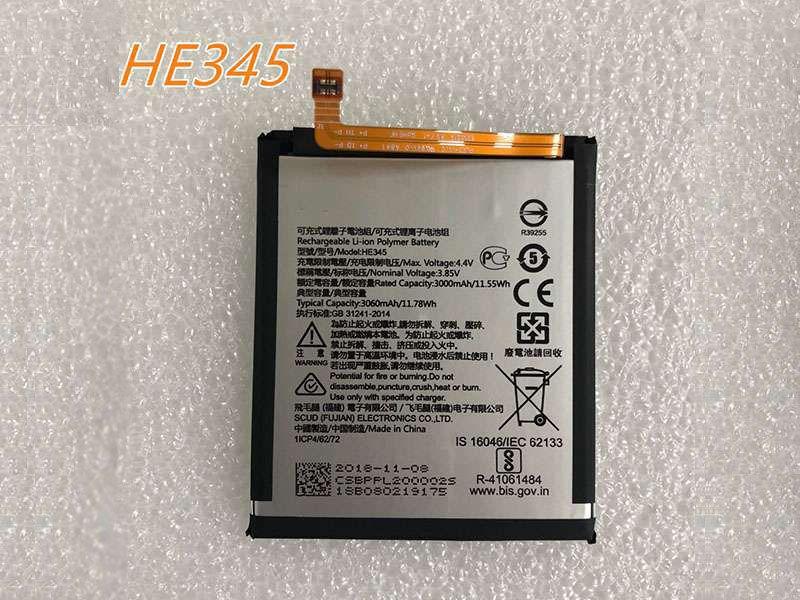 Batterie interne smartphone HE345
