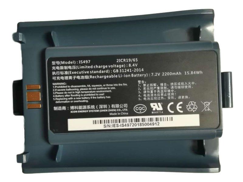 Batterie interne IS497