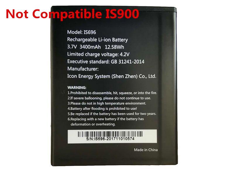 Batterie interne IS696
