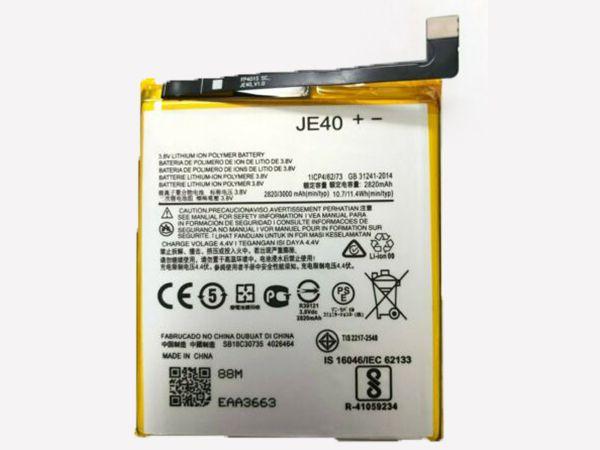 Batterie interne smartphone JE40