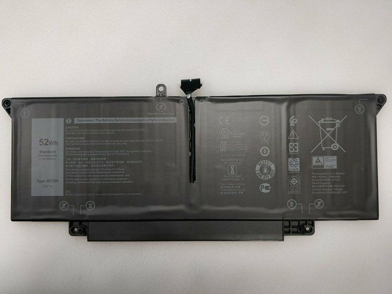 Batterie ordinateur portable JHT2H