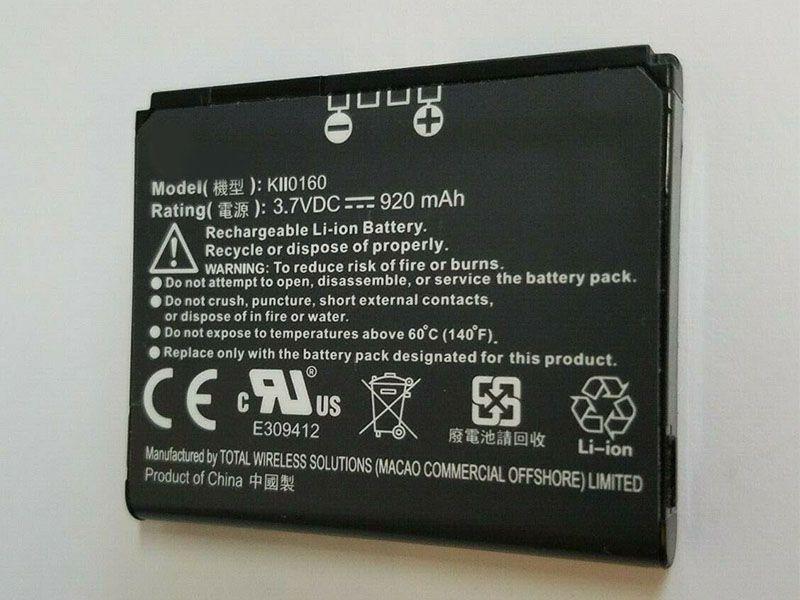 Batterie interne smartphone KII0160