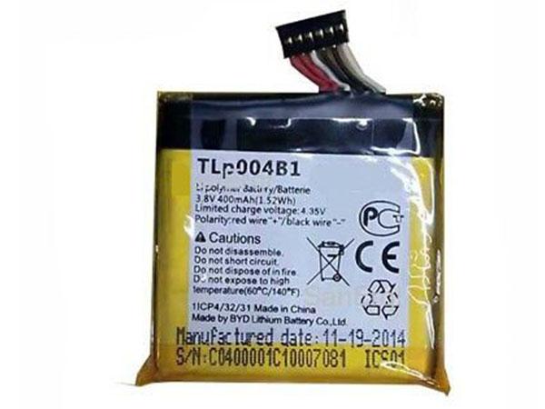 Batterie interne smartphone TLp004B1