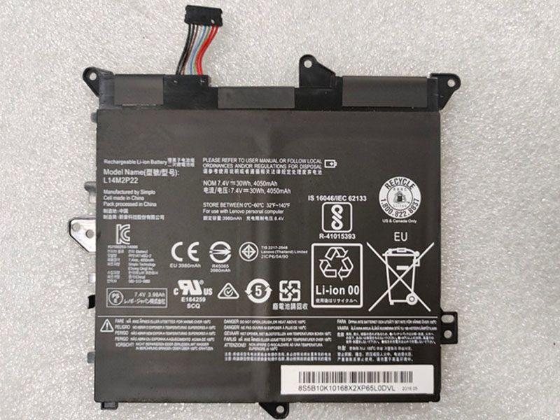 Batterie ordinateur portable L14M2P22