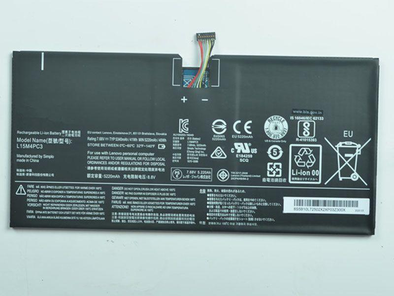 Batterie interne tablette L15L4PC3
