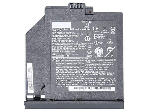 Batterie ordinateur portable L15S2P01