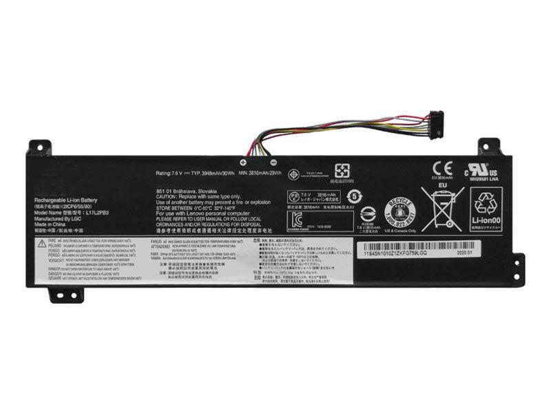 Batterie ordinateur portable L17L2PB3