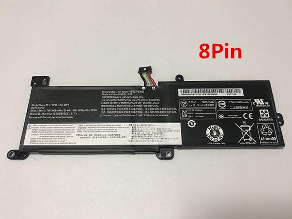 Batterie ordinateur portable L17L2PF1