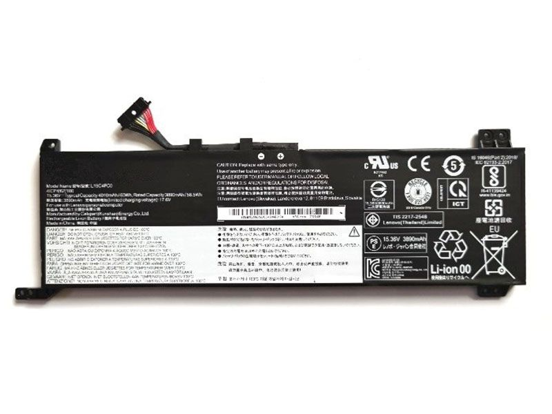 Batterie ordinateur portable L19C4PC0