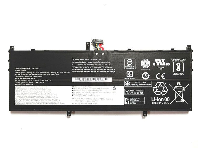 Batterie ordinateur portable L19D4PD1